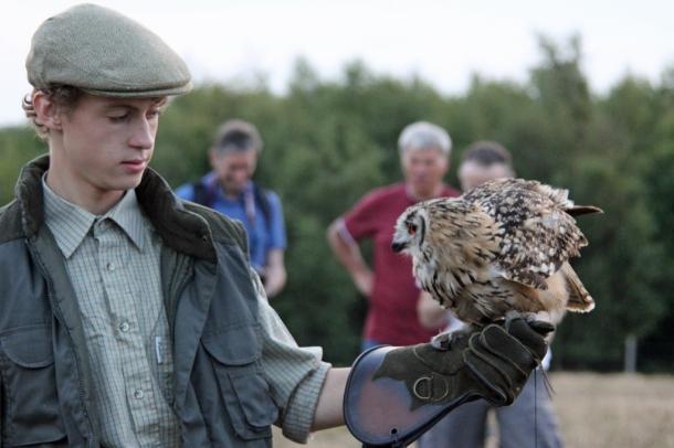 bird handler