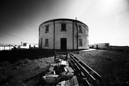 The roundhouse