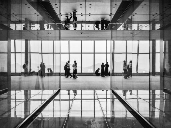 ICC building, Hong Kong