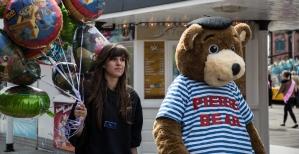 Pierre bear