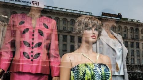Budapest window