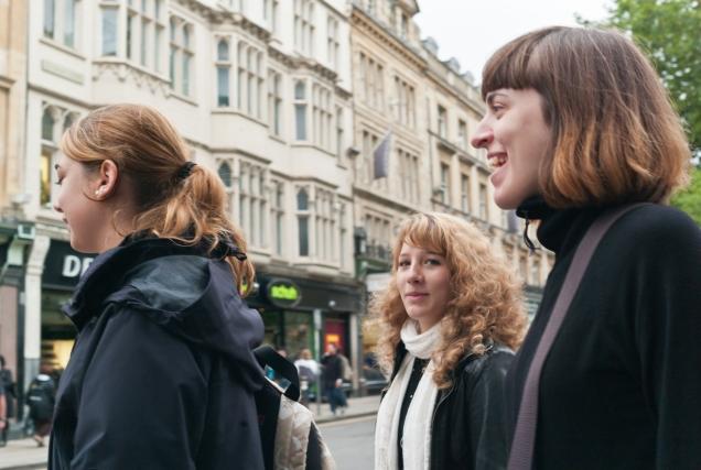 Oxford girls
