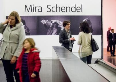 Mira at the Tate