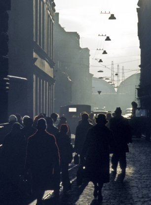 Leningrad street